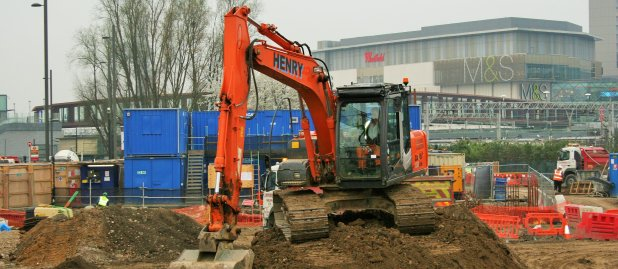 Construction Plant Operators Stratford New Build