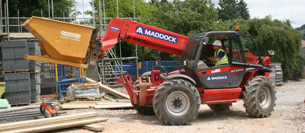 Powered Access Operators, Forklift Operators, Site Support Workers and Waste Management