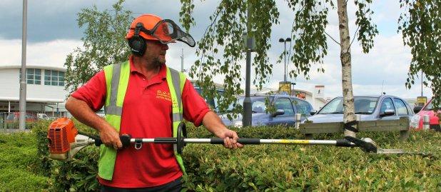 Landscape Labourer Gloucester Nationwide Construction
