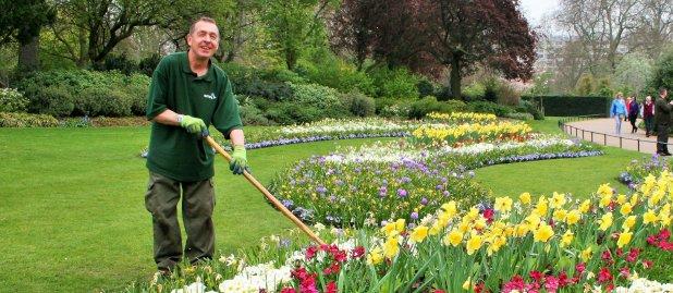 Maintenance landscape gardener chobham surrey for Gardening qualifications